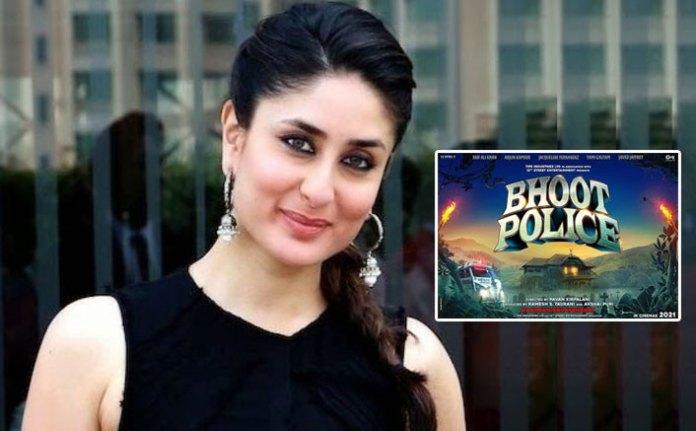 Kareena Kapoor Khan Shares The First Look Of Saif Ali Khan's Upcoming Film Bhoot Police