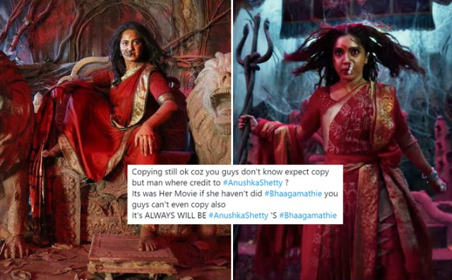 Durgamati Trailer Twitter Reaction: Anushka Shetty Fans Disappointed With  Bhumi Pednekar's Presence! – News Rush