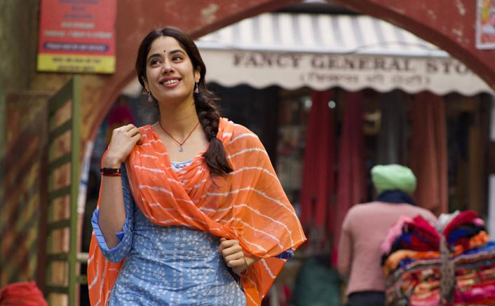 Janhvi Kapoor Shares The First Look Of Good Luck Jerry, Check Out