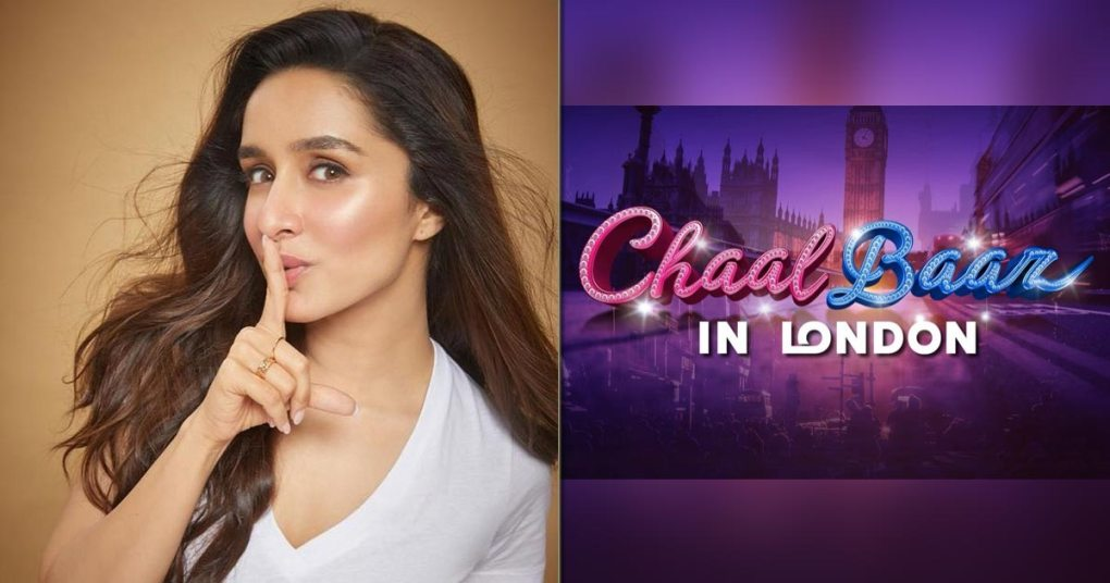 Shraddha Kapoor has double role in 'Chaalbaaz In London'