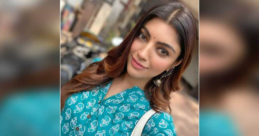 Akanksha Puri Cancels Her Trip From Indore To Mumbai Amid Cyclone Tauktae
