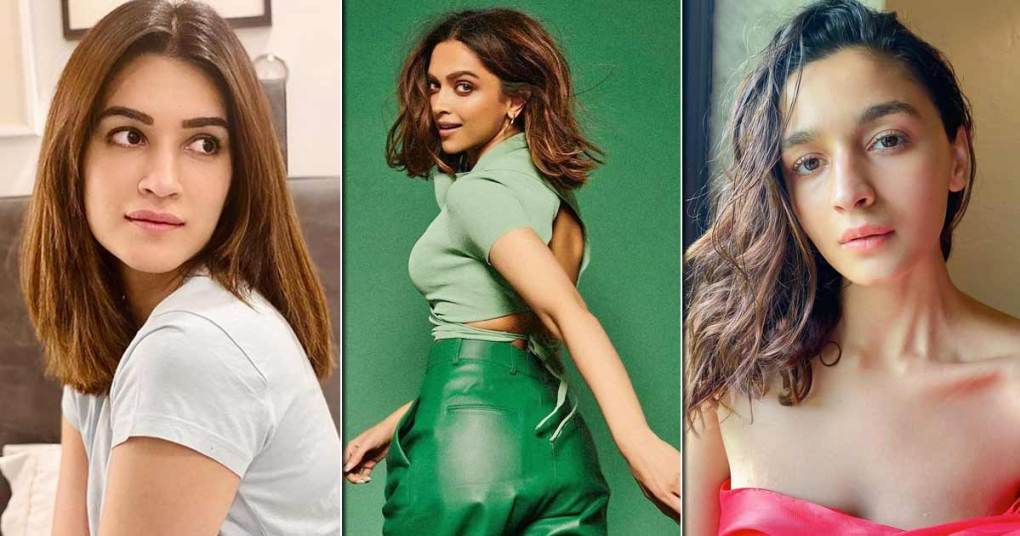 From Deepika Padukone, Kriti Sanon To Alia Bhatt - Style Your Shoulder-Length Hair Inspired By These B-Town Beauties, Read On