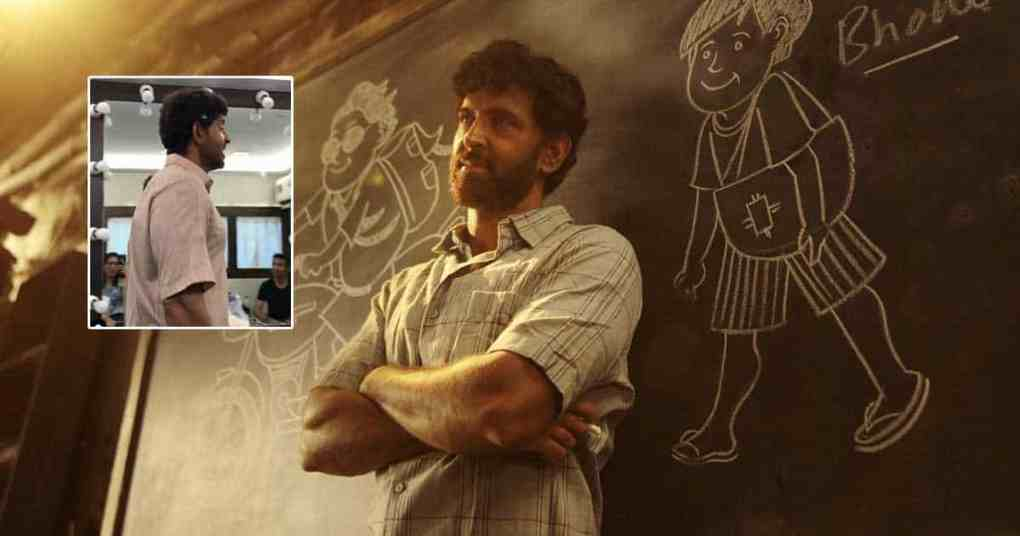2 years of Super 30 and this priceless memory from Hrithik Roshan's vanity van will make your day!