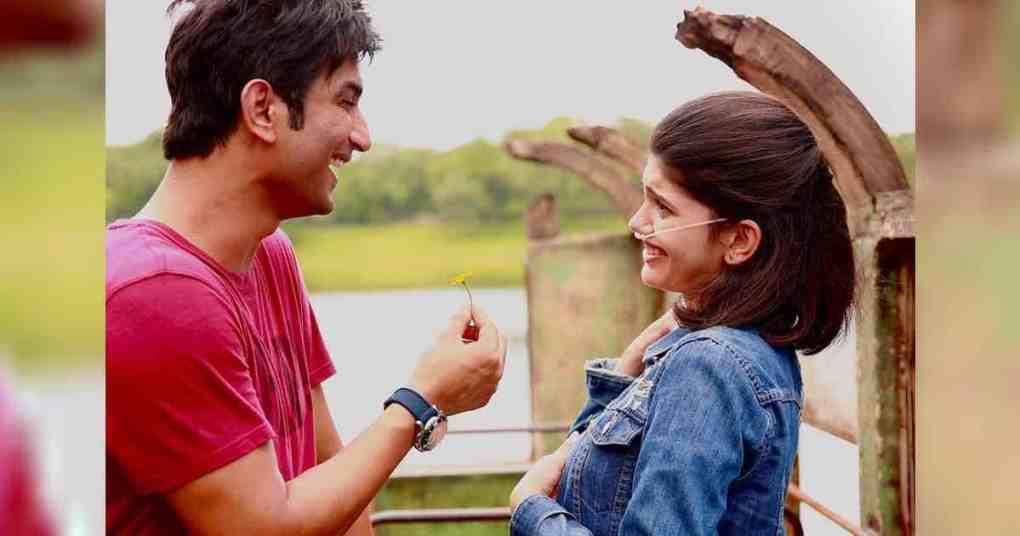 Sanjana Sanghi shares a heartfelt note on the 1 year anniversary of Dil Bechara