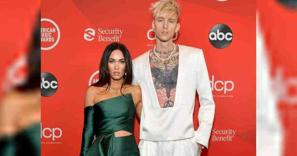 Megan Fox & Machine Gun Kelly's Hinting About Having S*x On Airbnb Table Is 'Gross' According To Fans