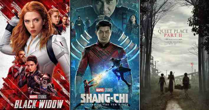 Shang Chi Box Office: Surpasses A Quiet Place 2, Will Soon Overtake Black Widow In Domestic Collections – Filmywap 2021 : Filmywap Bollywood, Punjabi, South, Hollywood Movies, Filmywap Latest News