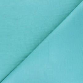 tissu coton uni reverie grande largeur 280 cm lagon x