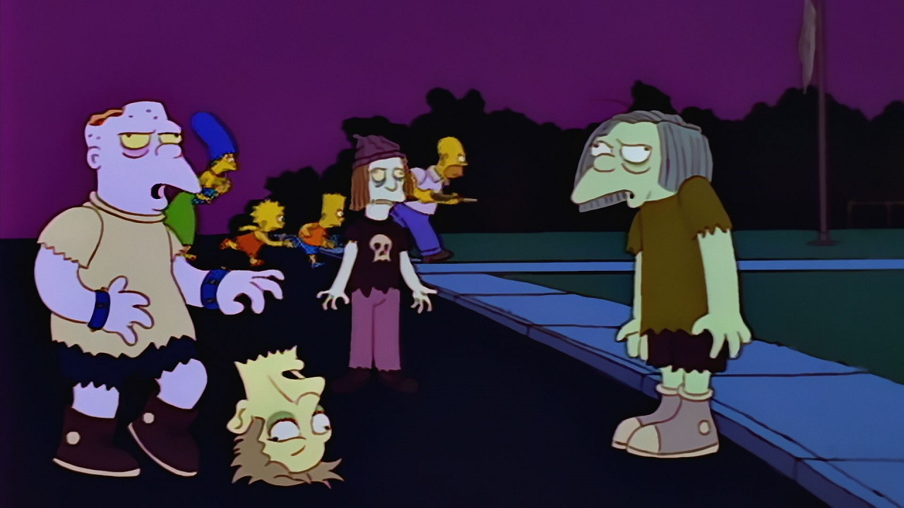Image result for the simpsons treehouse of horror iii