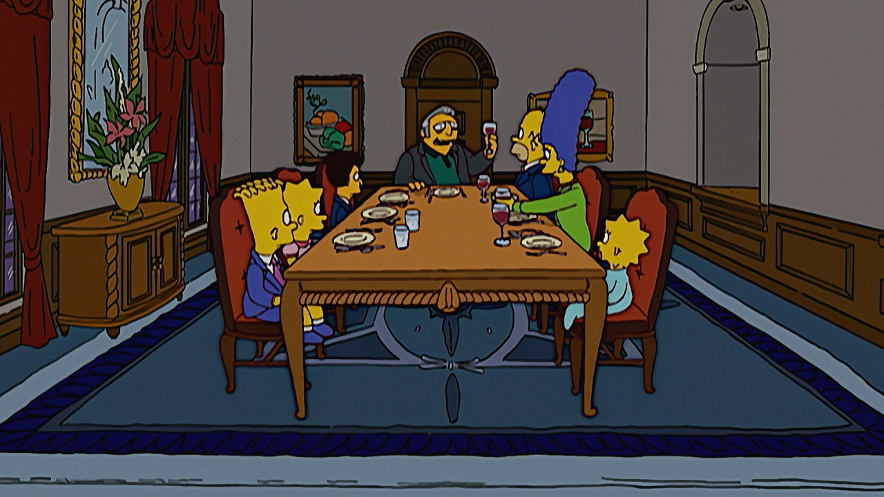 The Mook  the Chef  the Wife and Her Homer   season 18 episode 1     The Mook  the Chef  the Wife and Her Homer   season 18 episode 1   Simpsons  World on FXX