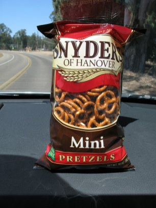 Snyder's of Hanover Mini Pretzels