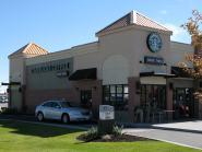 Drive Thru Starbucks