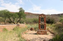 Friedhof am Waterberg
