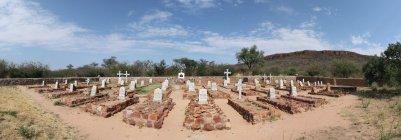 Friedhof am Waterberg