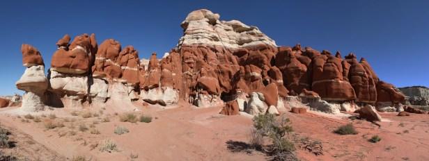Blue Canyon Panorama