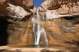 Lower Calf Creek Falls