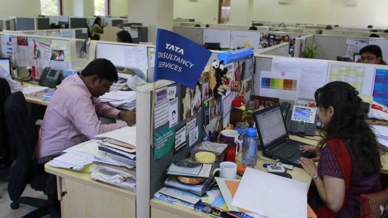 TCS rallies on news of a possible buyback; Morgan Stanley raises target price