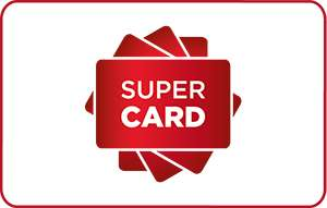 E Carte Cadeau Multi Enseignes Supercard Ex Carte Cadeau Amazon De 60 A 50 Dealabs Com