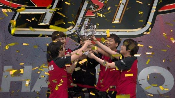 ᐈ JD Gaming win the LPL 2020 Spring Playoffs • WePlay!