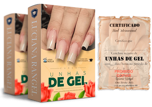 ⟶ curso de nail designer