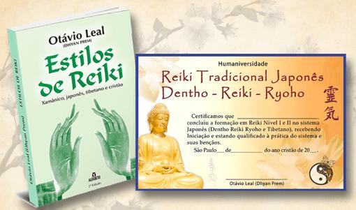 Certificado Curso Online de Reiki III