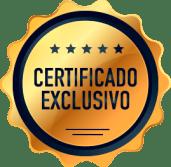 Certificado Exclusivo CURSO ONLINE REIKI NÍVEL III
