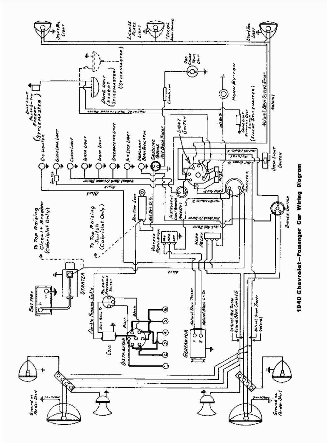International Scout 2 Wiring Diagram