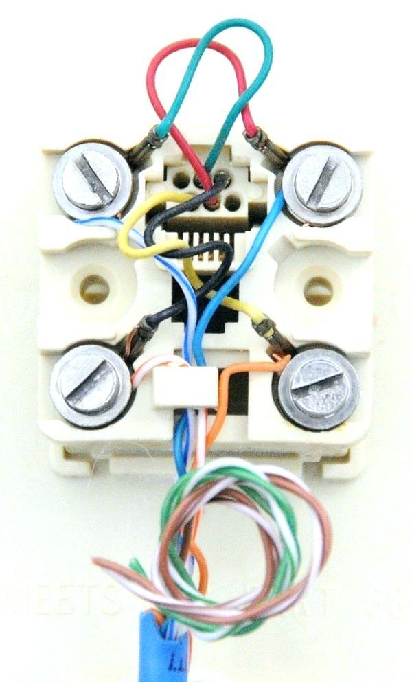 dsl phone jack wiring diagram  5 wire switch schematic