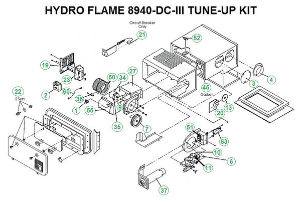 tb4912 8940 troubleshoot atwood rv furnaces wiring