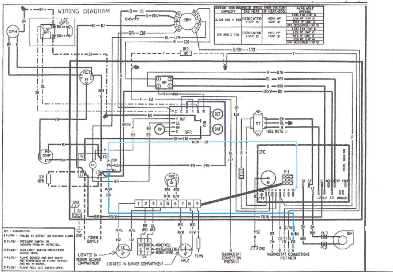 Er Wiring Diagram Also Heat Pump Defrost Circuit