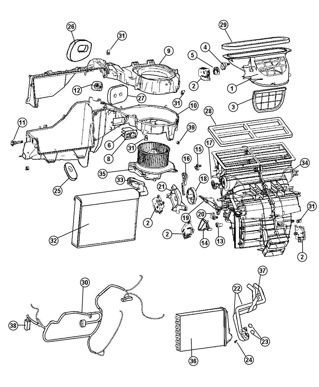 Eb Cj5 Heater Diagram Free Diagram