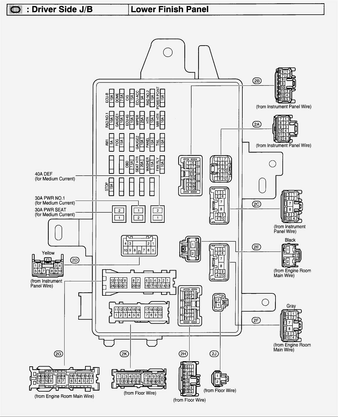 Kn Toyota Camry Engine Diagram On Wiring Diagram