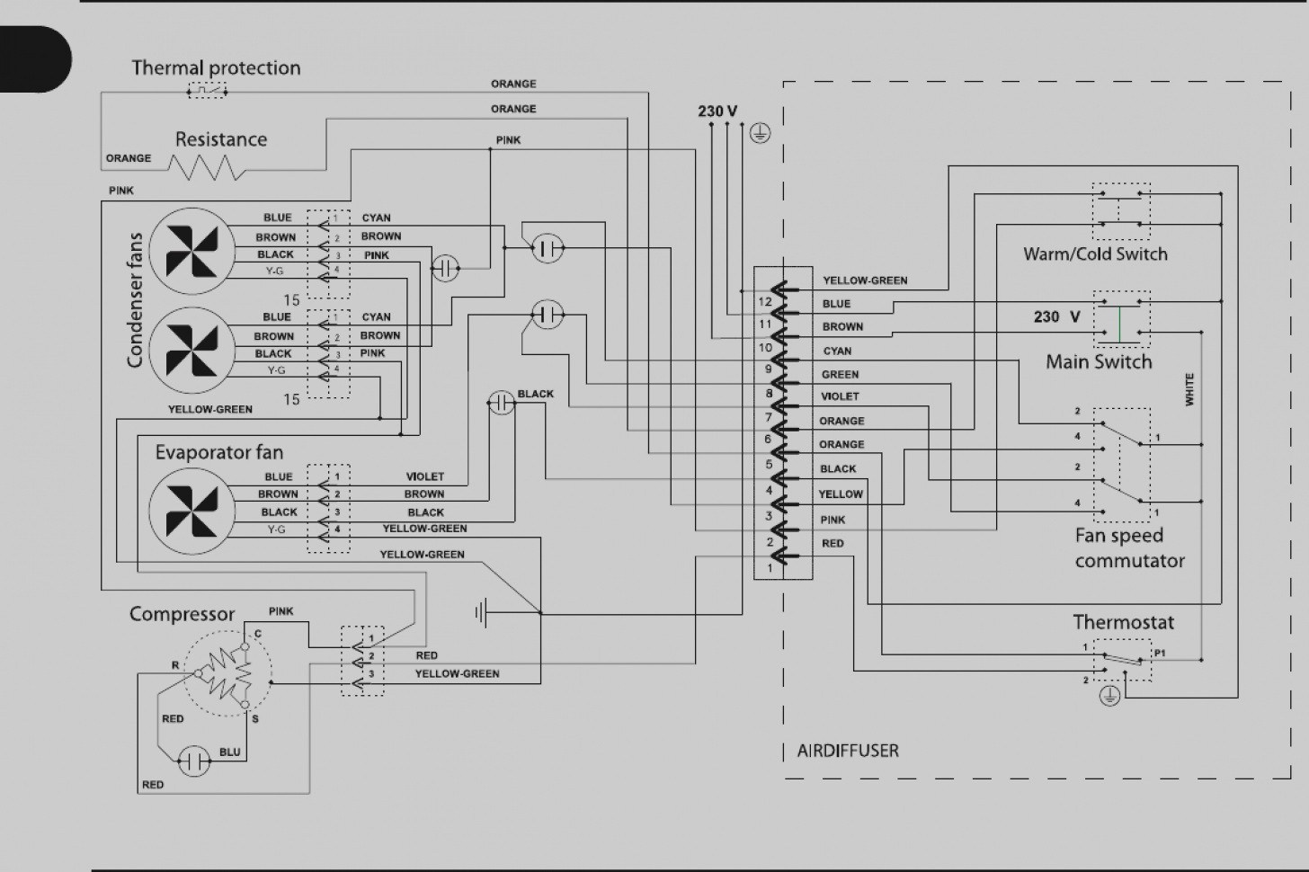 Dometic Rm Wiring Diagram