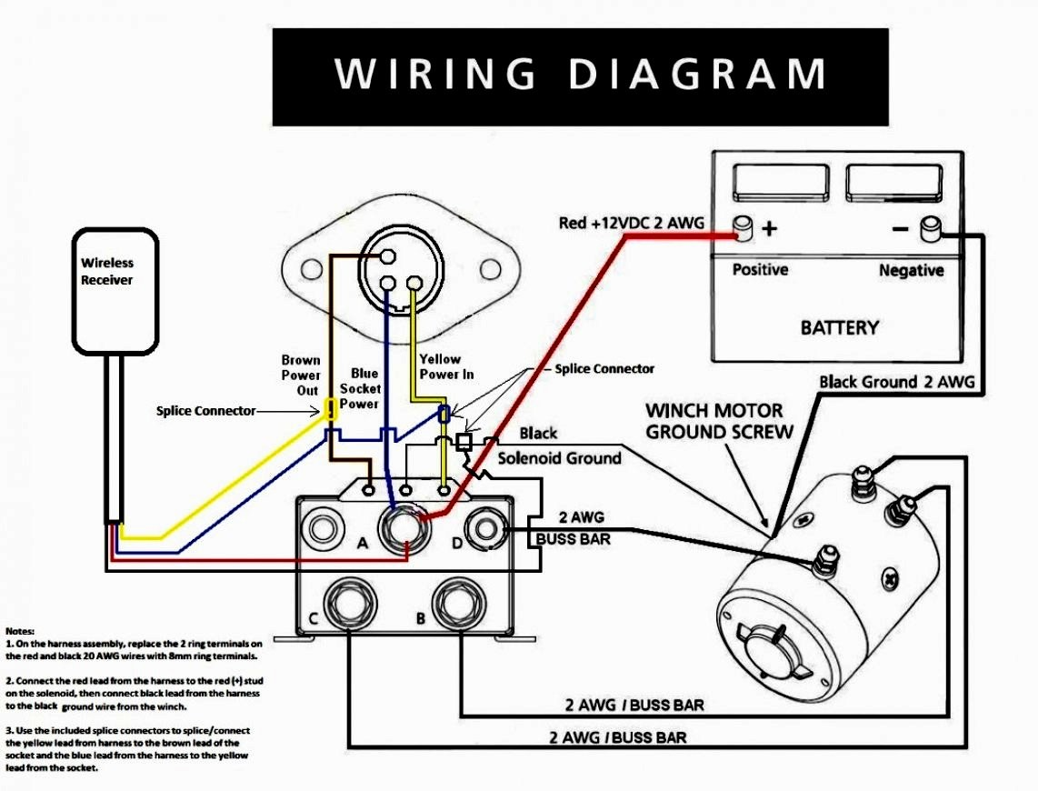 Polaris Warn Winch Wiring Diagram