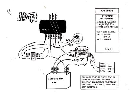 2 Sd Electric Fan Wiring Diagram : ceiling fan capacitor