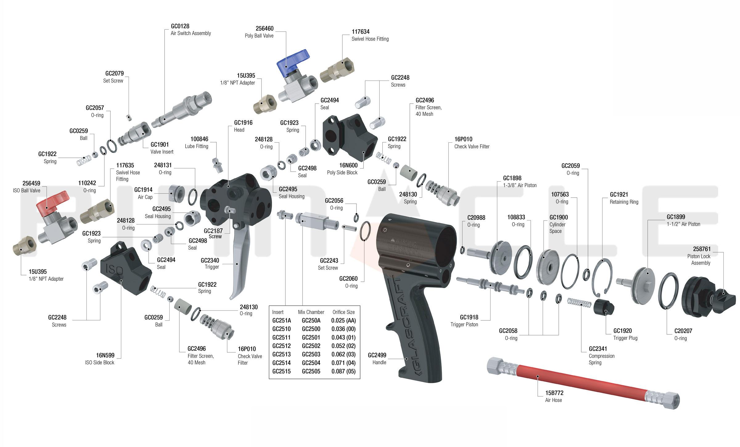 Tx Protection Gun Gun Parts Diagram Free Diagram
