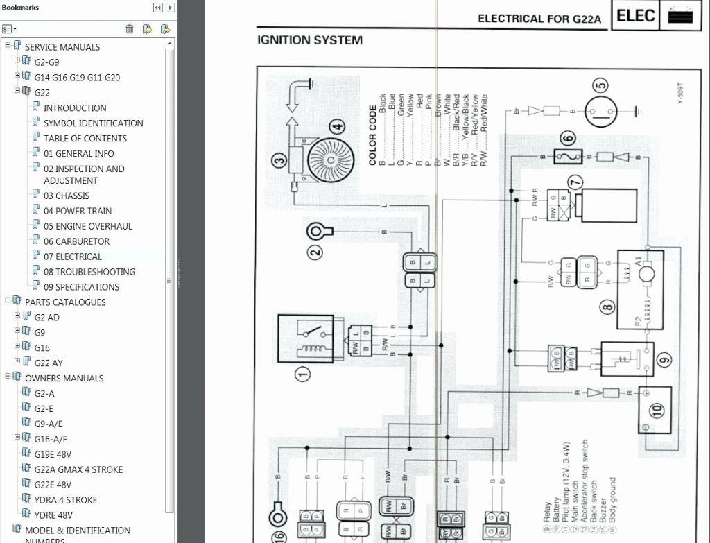 Yamaha G2 Wiring Diagram Collection