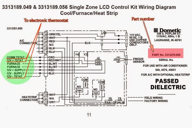free rv wiring diagrams  outside disconnect wiring diagram