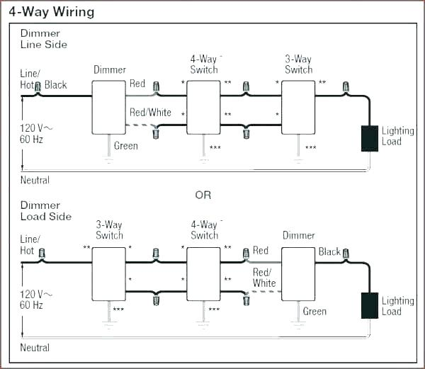 lutron 4 way dimmer switch wiring diagram wiring diagram