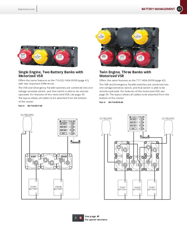 kx0072 marine two battery wiring diagram wiring diagram