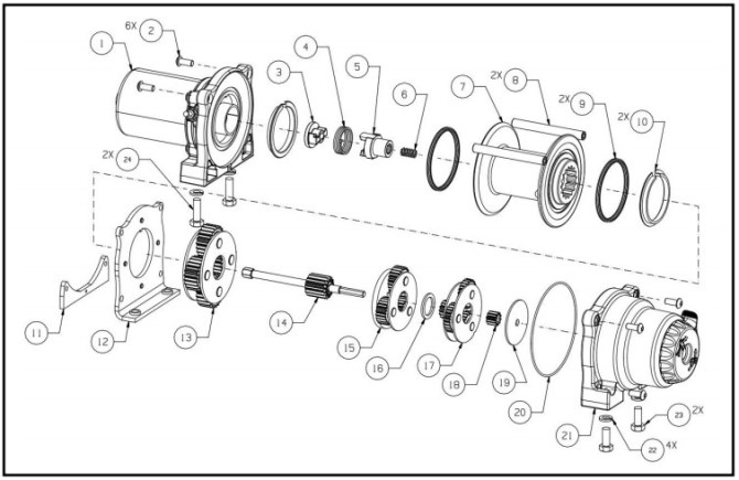wk9023 warn xd9000i winch wiring diagram free picture
