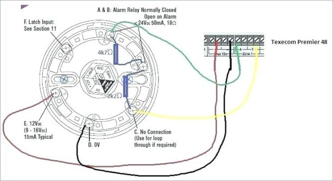 smoke alarms in series wiring diagram  wiring diagrams 93