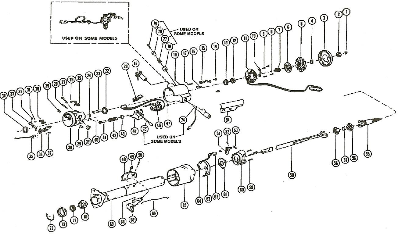 33 Chevy S10 Steering Column Wiring Diagram