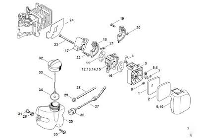 Stihl Hs 80 Parts Diagram Wiring