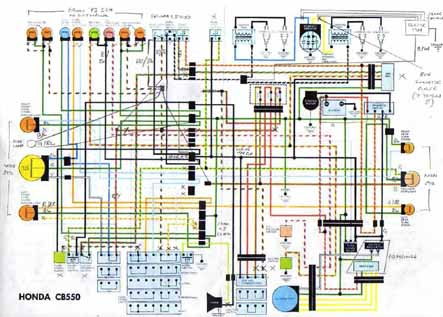1976 Honda Cb500t Wiring Diagram | hobbiesxstylehobbiesxstyle
