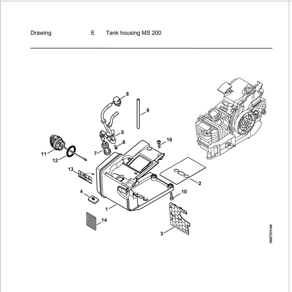 Xo Stihl 290 Chainsaw Parts Diagram Car Tuning Free