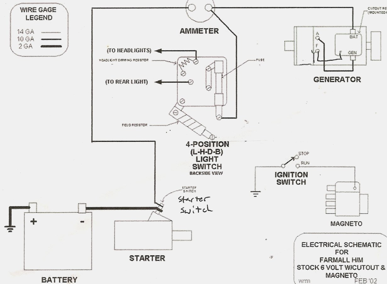 To Farmall 560 Pto Diagram Download Diagram