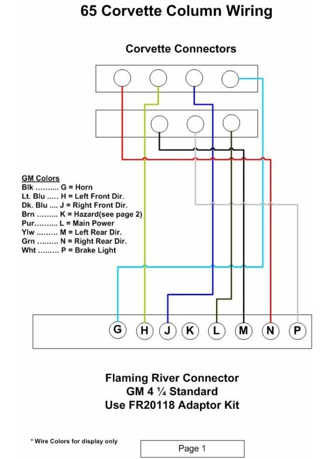 1964 gm steering column wiring diagram  wiring diagrams