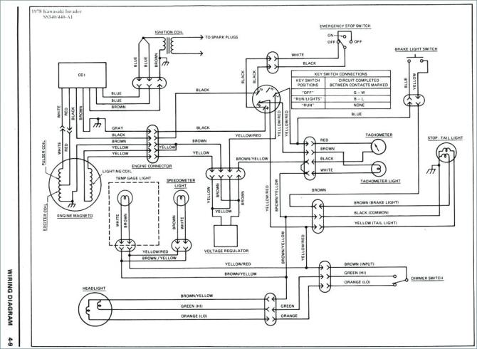 kawasaki mule 1000 electrical schematic  wiring diagram