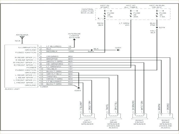 mf2631 stereo wiring diagram ford ranger wiring diagram