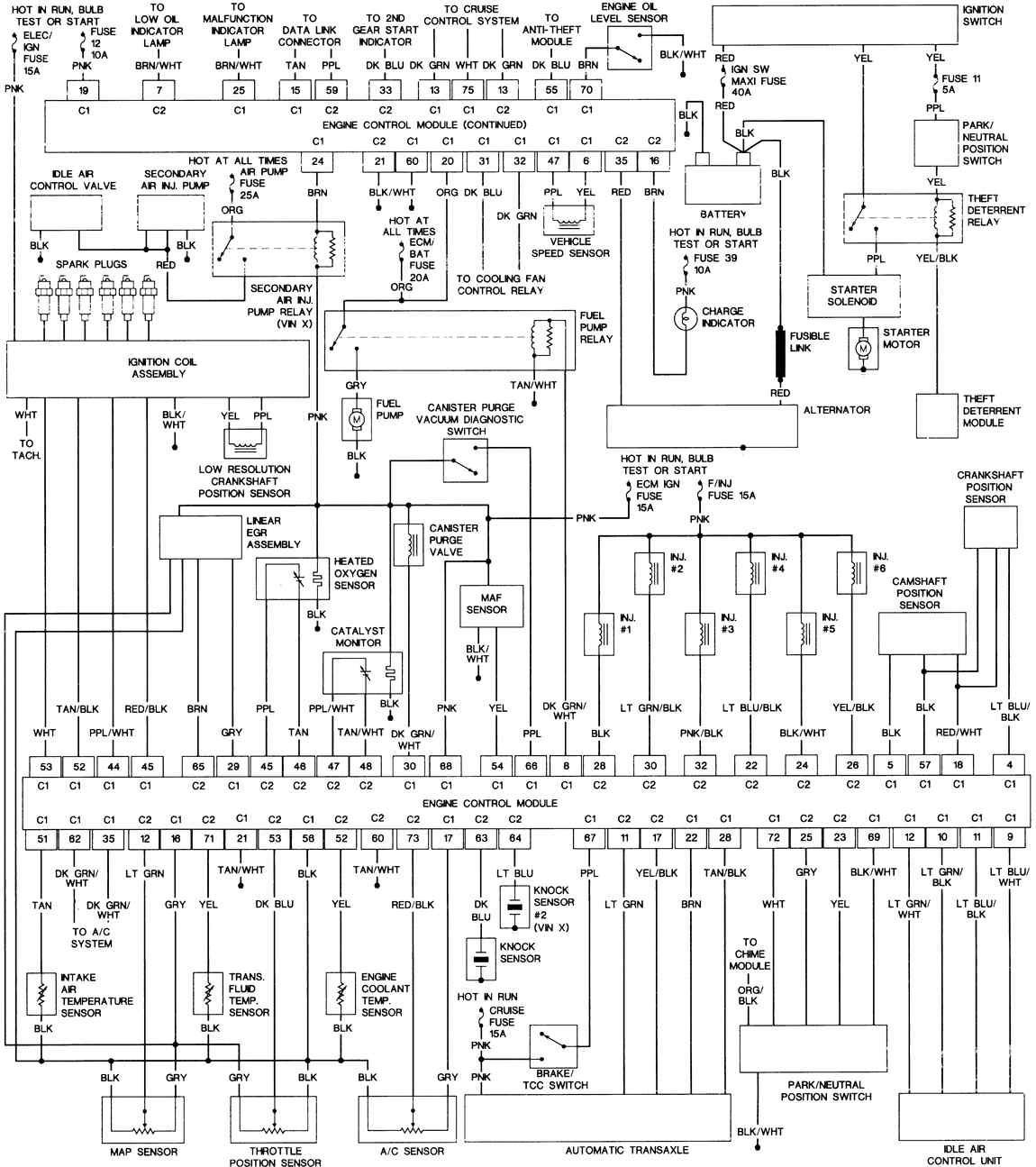 Wiring Diagram Pontiac